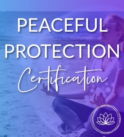 Peaceful Protection Certification